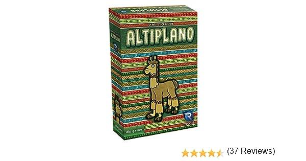 Arrakis Games- Altiplano, Multicolor (RGS0807): Sven Hansen Ivo ...