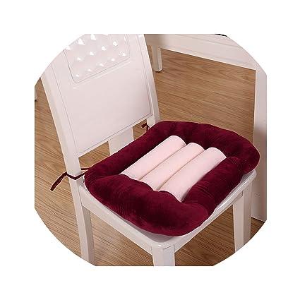Cojín para silla de oficina o sofá, cojín largo para silla ...