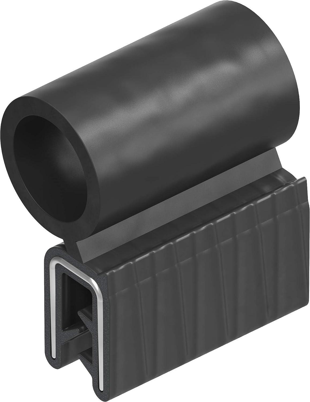 CTA Dichtungen 1 Meter Dichtprofil Kofferraumdichtung Kederband EPDM KB 1-3 1C11-34