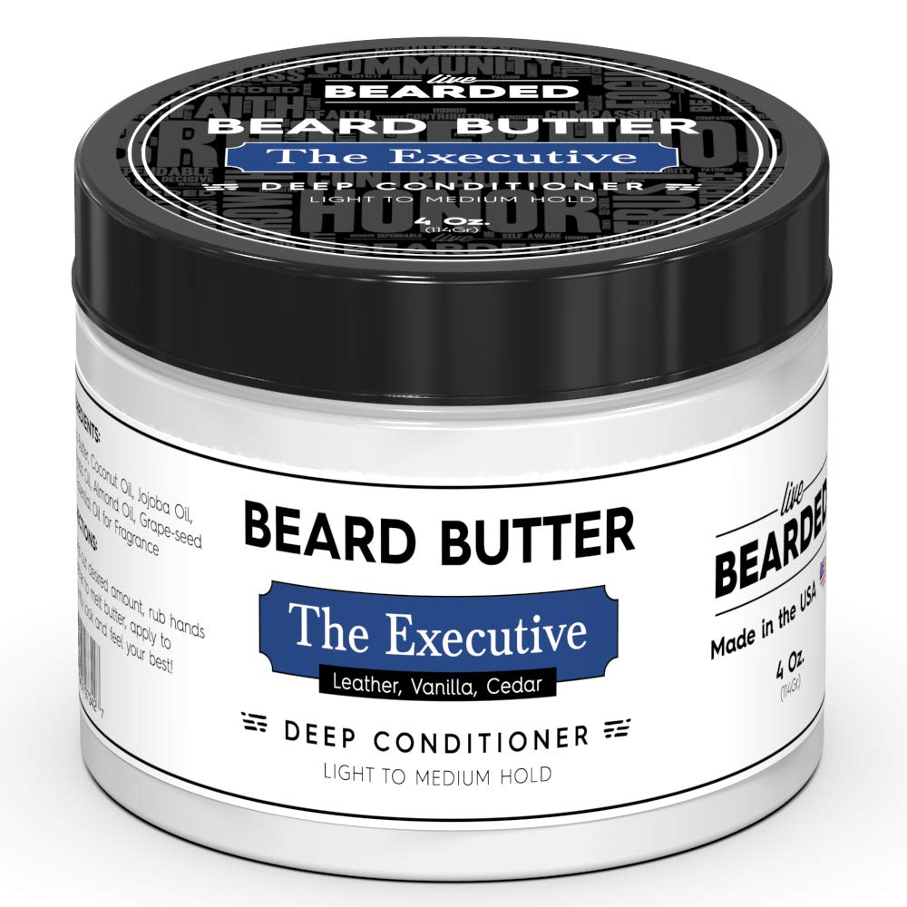 Live Bearded Beard Butter