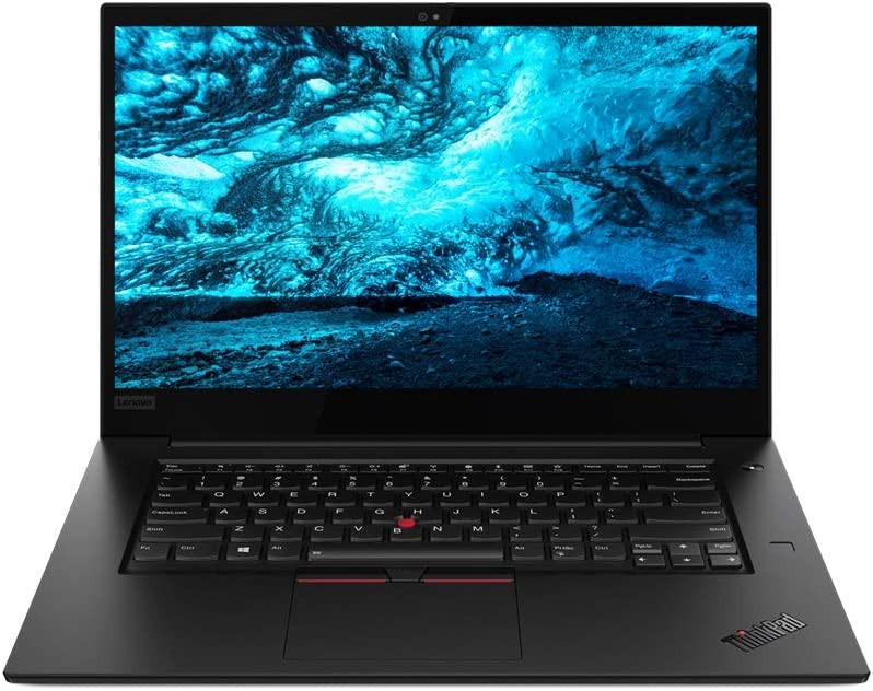 "Lenovo ThinkPad X1 Extreme 2nd Gen 15.6"" UHD 4K OLED (3840x2160) HDR 500 Display - Intel Core i7-9750H Processor, 16GB RAM, 1TB PCIe-NVMe SSD, NVIDIA GTX 1650 4GB, Windows 10 Pro 64-bit"