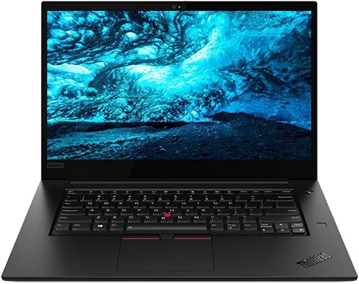 "Lenovo ThinkPad X1 Extreme 2nd Gen 15.6"" FHD (1920x1080) HDR 400 Display - Intel Core i7-9750H Processor, 32GB RAM, 1TB PCIe-NVMe SSD, NVIDIA GTX 1650 4GB, Windows 10 Pro 64-bit"