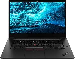 "Lenovo ThinkPad X1 Extreme 2nd Gen 15.6"" UHD 4K OLED (3840x2160) HDR 500 Display - Intel Core i7-9750H Processor, 16GB RAM, 1TB PCIe-NVMe SSD, NVIDIA GTX 1650 4GB, Windows 10 Pro 64-bit"