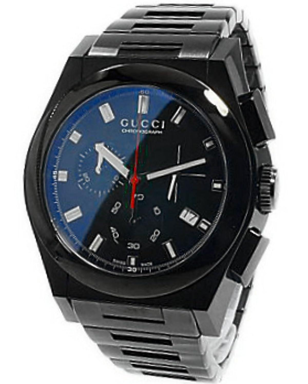 [グッチ]GUCCI パンテオン PANTHEON クォーツ メンズ腕時計 YA115237 [並行輸入品] B00ML734U8