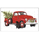 Mary Lake-Thompson - HOLIDAY TRUCK BAGGED TOWEL