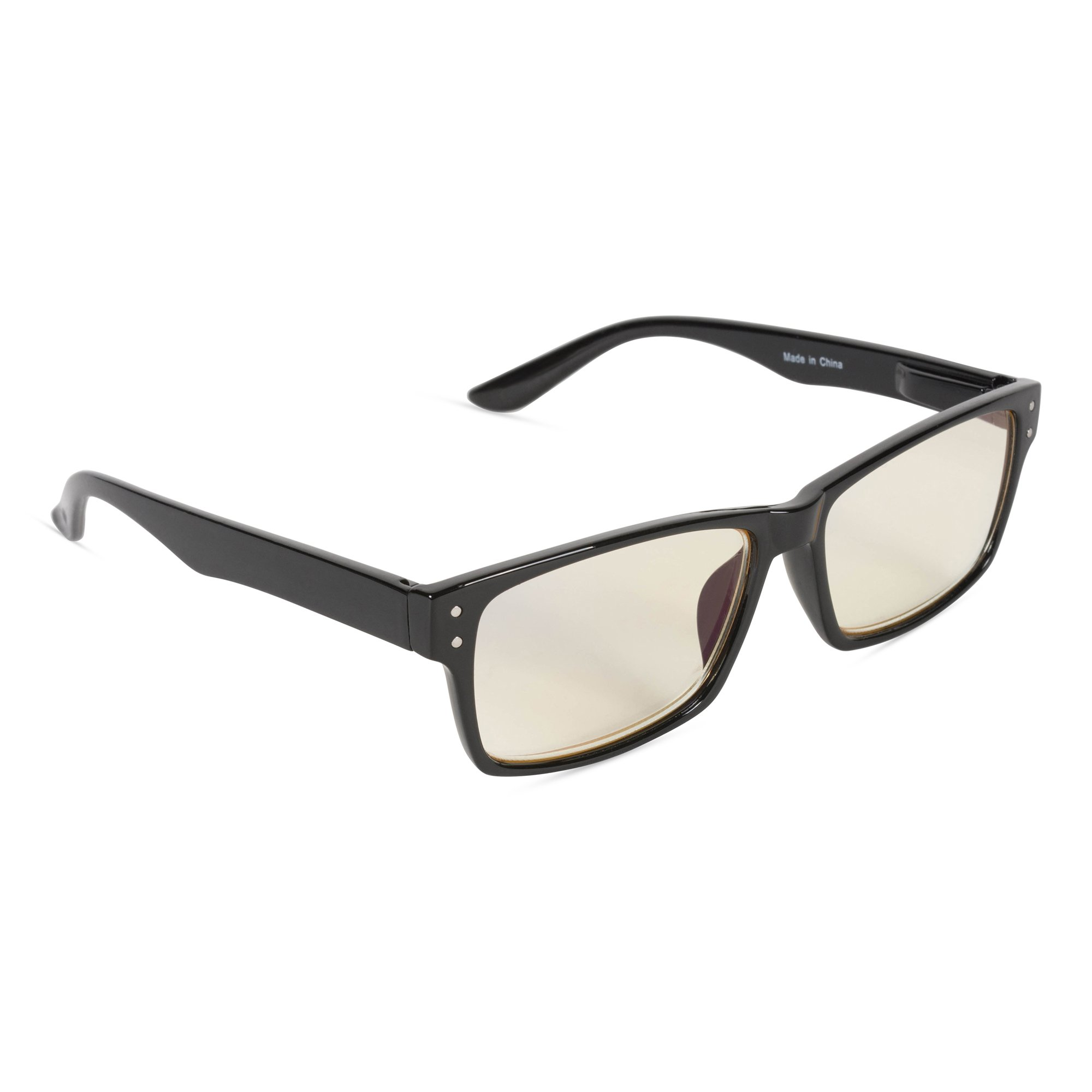 6f7ea84e392 Inner Vision Eye Strain Relief Computer Screen Glasses w Case - Anti Blue  Light