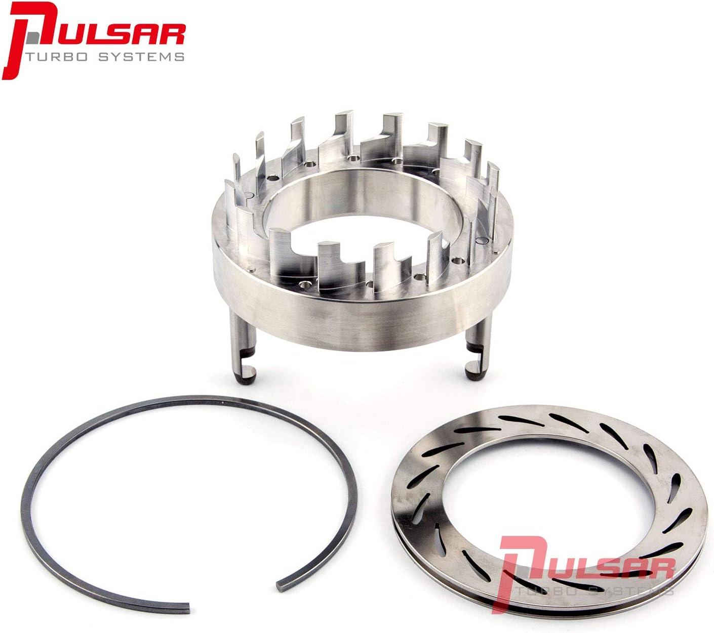 PULSAR 04.5-19 Dodge Ram Cummins 5.9 6.7 HE351CW HE351VE HE300VG Turbo Billet Compressor Wheel