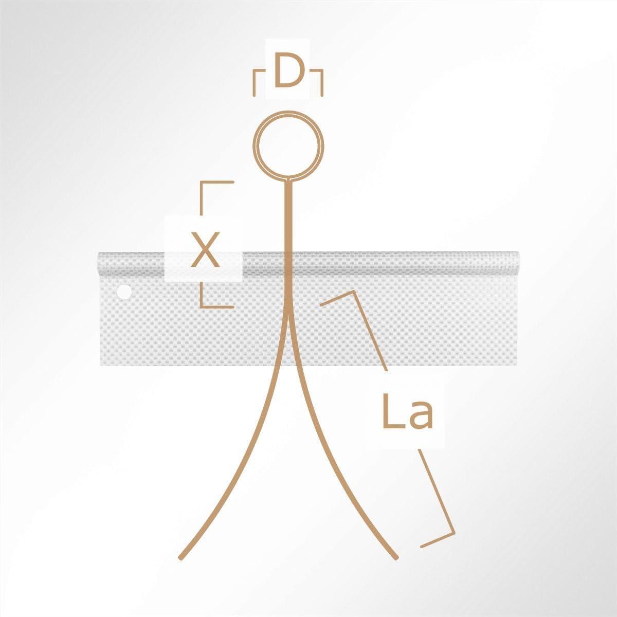 L 20m LYSEL Kederband 6,50mm doppelfahnig wei/ß,