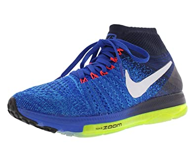 8595ea01137d Amazon.com  Nike Air Zoom All Out Flyknit 845361-002 Running Shoes Size 9   Shoes