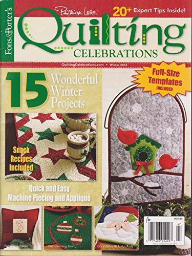 quilting celebrations magazine - 1