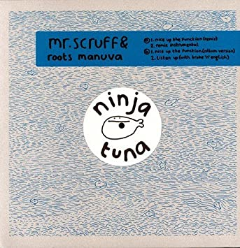 Nice Up the Function : Mr.Scruff: Amazon.es: Música