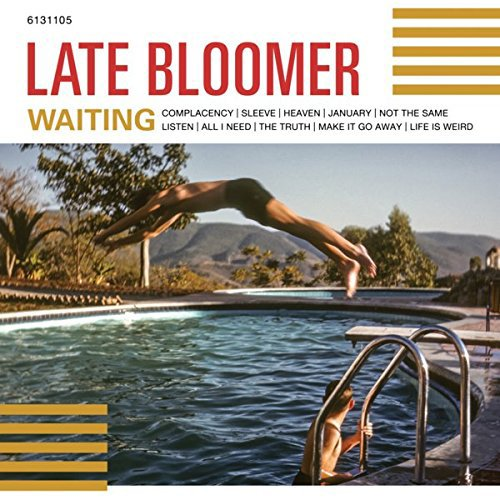 Cassette : Late Bloomer - Waiting (Cassette)