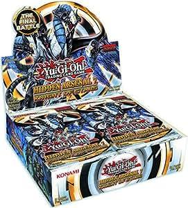 Yugioh Hidden Arsenal 7 Booster box 24 packs factory sealed!