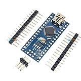 KitsGuru Arduino Nano V3.0 ATmega328 P-20AU Module Compatible Board KG034