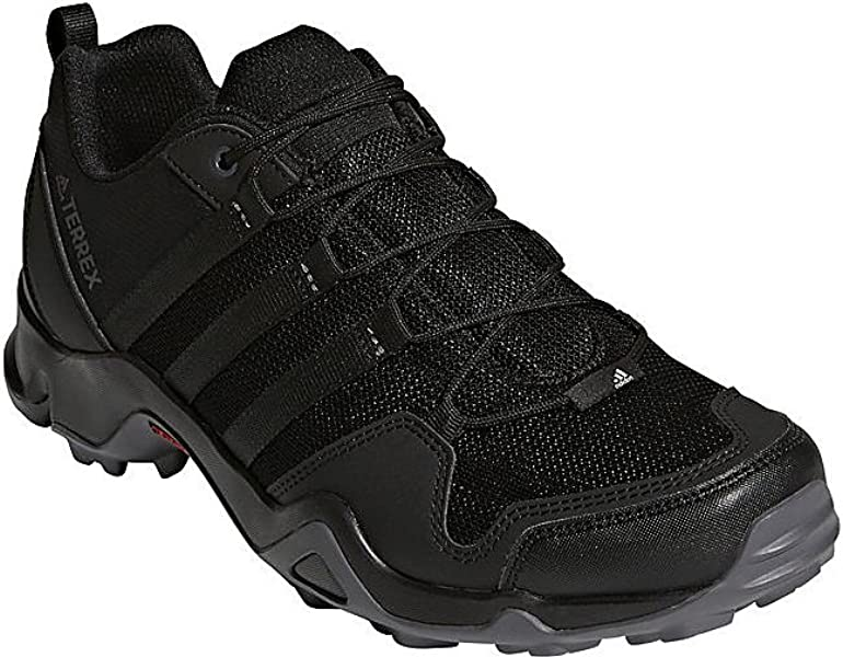 ee994cd7981a3e Amazon.com  adidas outdoor Terrex AX2R Hiking Shoe - Black Black ...
