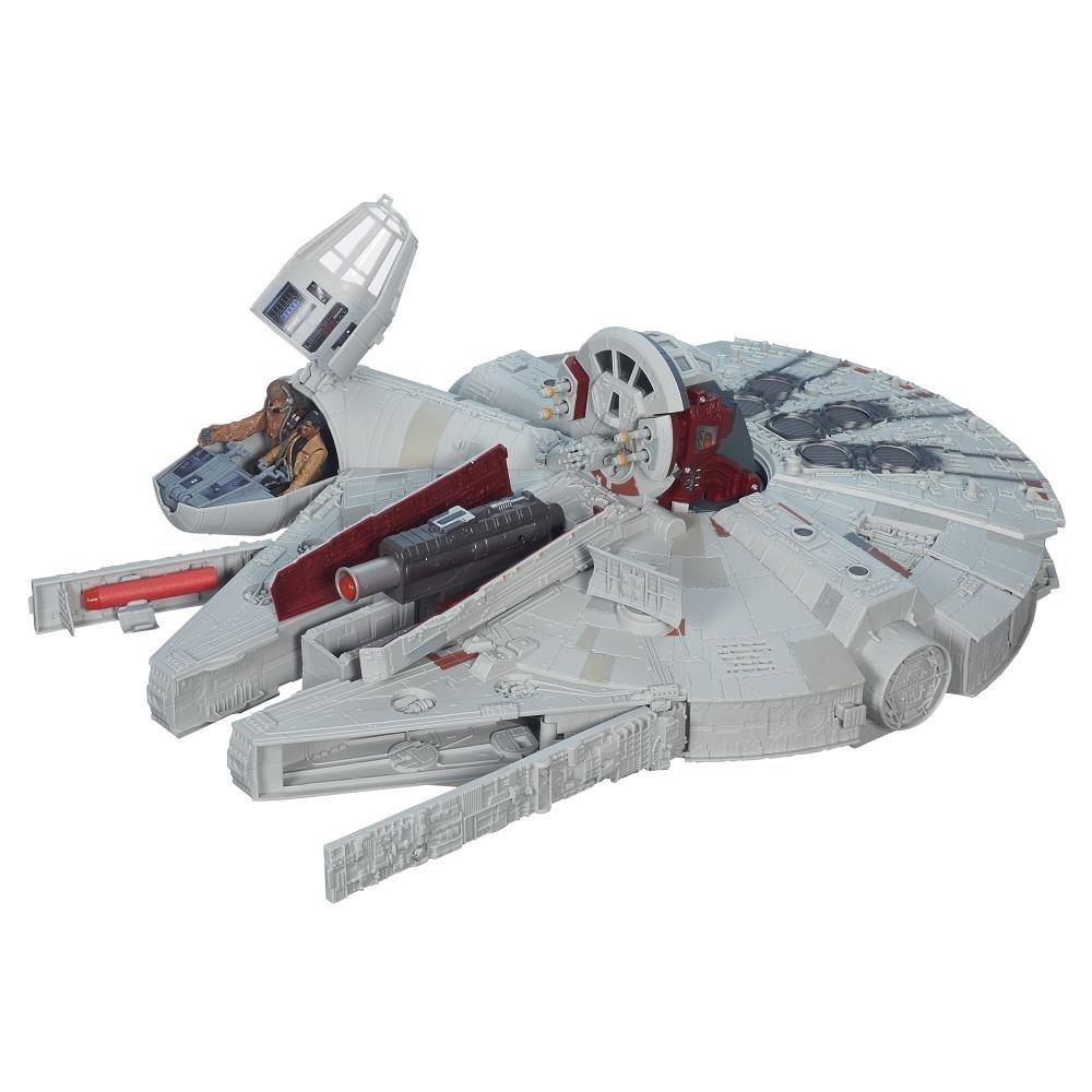 Star Wars: The Force Action Awakens Battle Awakens Action Millennium Falcon Force [並行輸入品] B00VI49GC0, ランプショップNoel:bd9702c0 --- ijpba.info