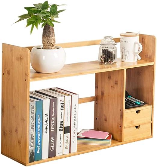 Muebles Bambú Sencilla Estantería Mesa De La Cocina Pequeña ...