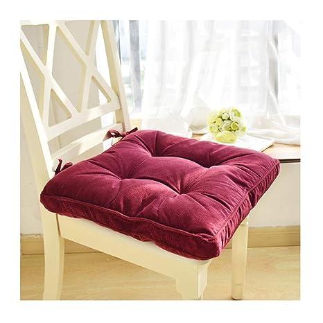 Cojines de tumbona Almohadilla de asiento acolchada de ...