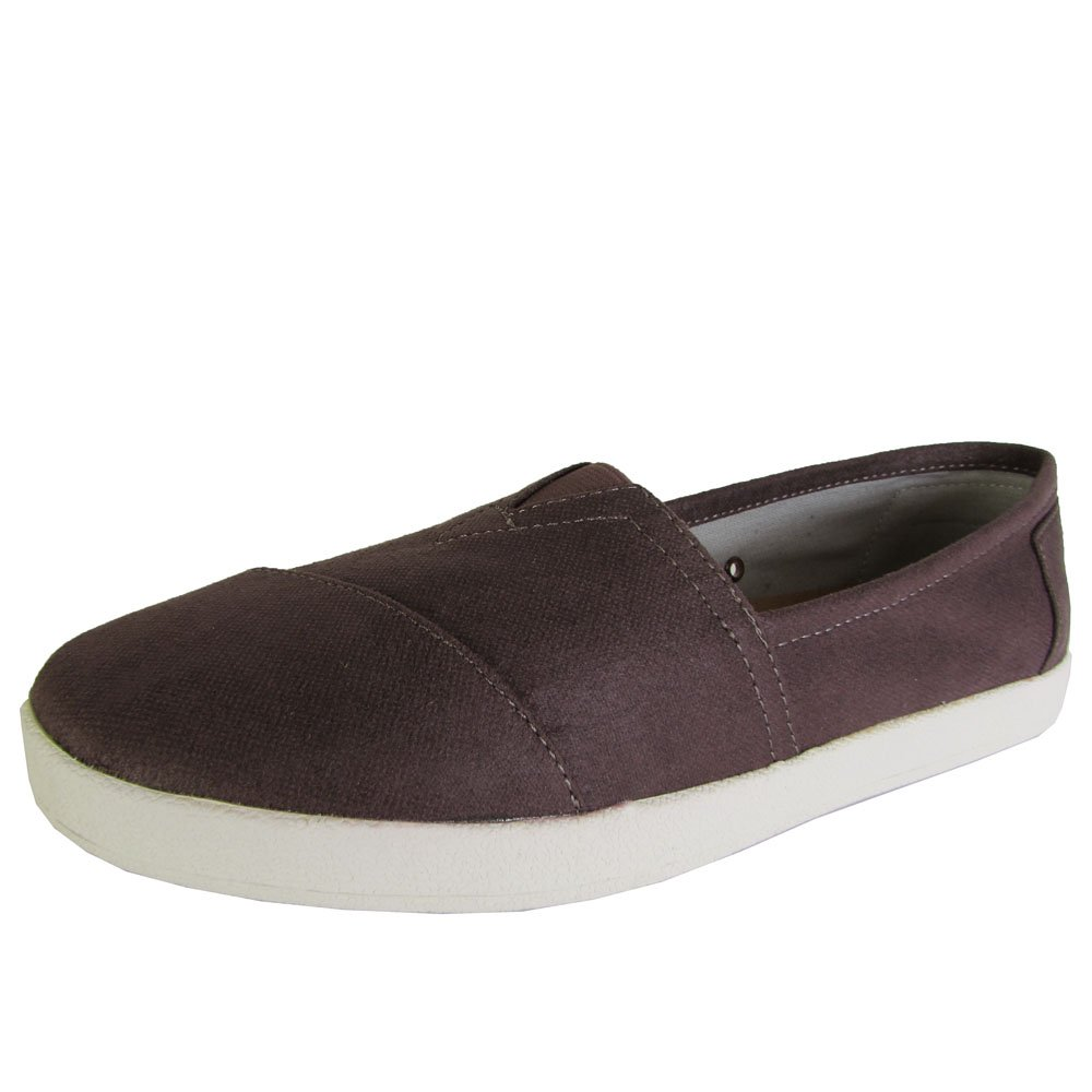 Toms Women's Avalon Sneaker Mauve Coated Casual