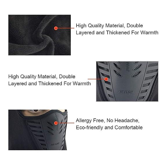 Amazon.com: ARB MARKET Máscara de rostro completo para ...