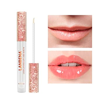 39176dcd39 Amazon.com   LANBENA Lips Care Serum
