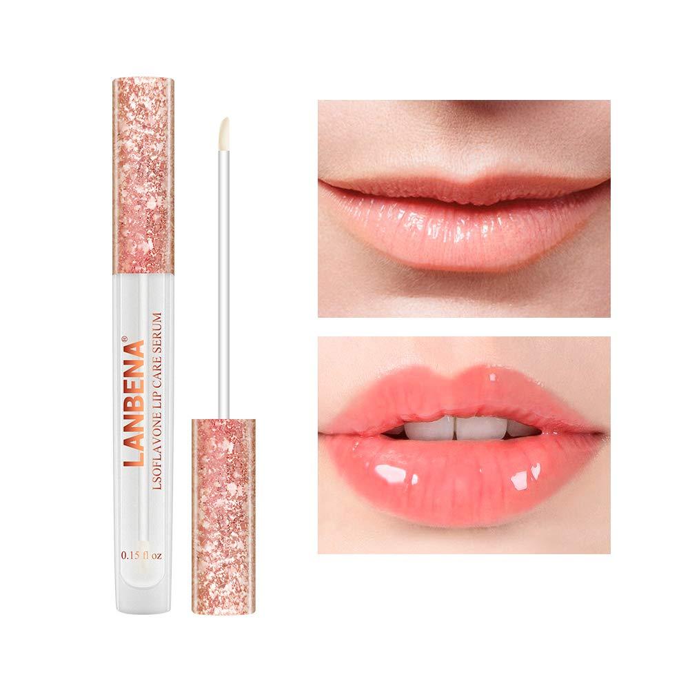 Fanmin LANBENA Lips Care Serum,Moisturizing and Plumping Lips Creating Sexy Doodle Lips, Reduce Fine Lines,Beauty Lipstick by Fanmin (Image #3)