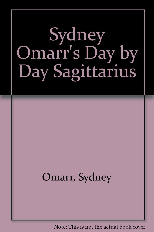 Sagittarius 1997 (Omarr Astrology): Sydney Omarr: 9780451188359