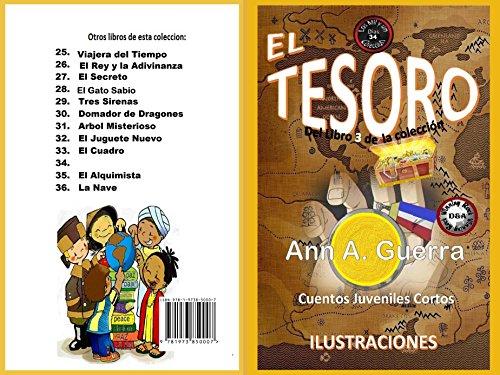 Amazon.com: El Tesoro (Los MIL y un DIAS: Cuentos Juveniles ...