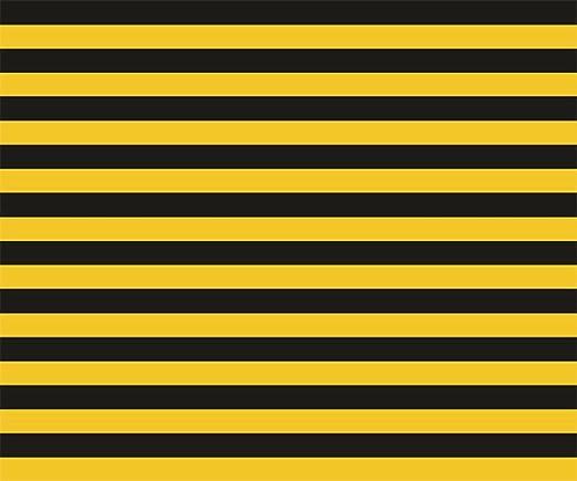Amazon.com: Knit Black Yellow 1/2 \