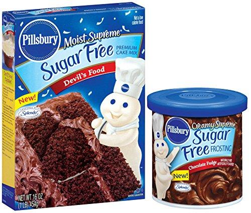 Pillsbury Cinnamon Swirl Cake Mix