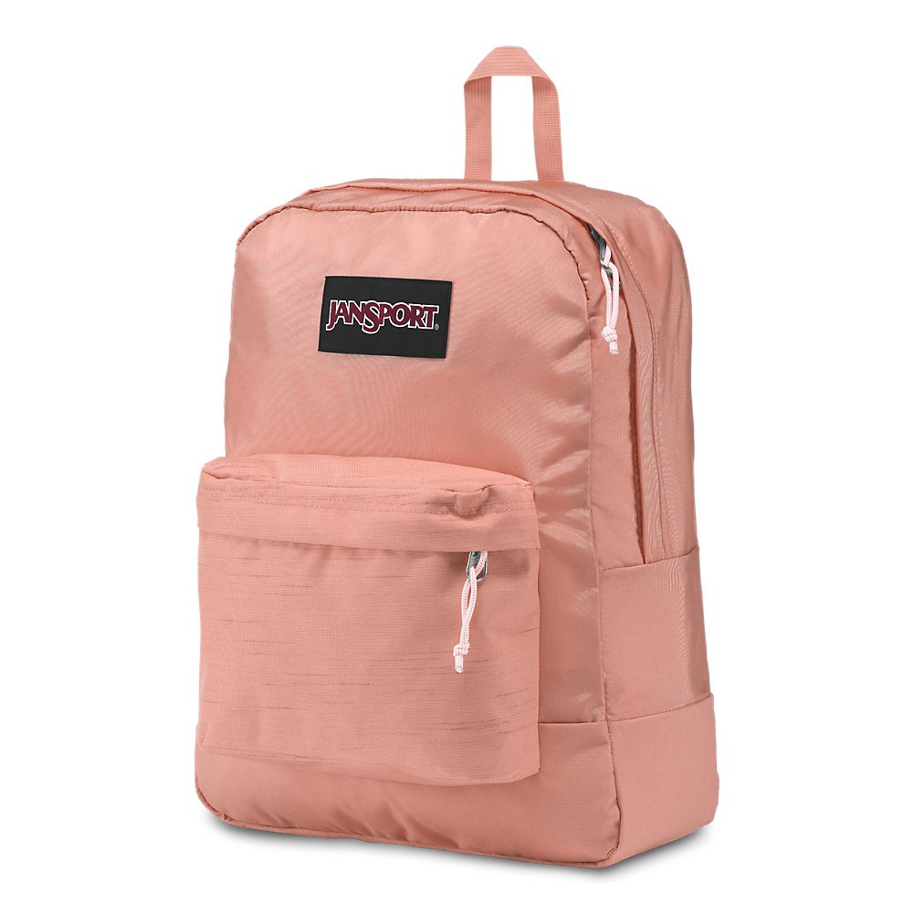 Amazon.com   JanSport Black Label Superbreak Backpack - Muted Clay - Classic, Ultralight   Casual Daypacks