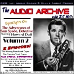 A Sam Spade Audio Double-Feature Starring Howard Duff, Volume 2  | Dashiell Hammett