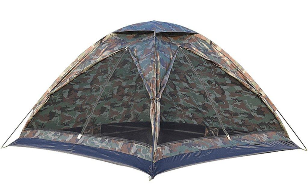 Ailin home Outdoor Zelt Doppelte Camping Doppelzelte Professionelle Camping Doppelte Klettern Aluminiumstangenzelt ec92d5