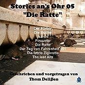 Die Ratte (Stories ans Ohr 5) | Thom Delißen