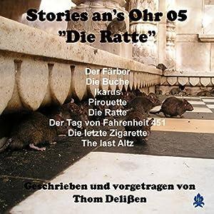 Die Ratte (Stories ans Ohr 5) Hörbuch