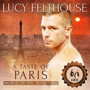 Review: Taste of Paris by Lucy Felthouse - Audiobook Romance