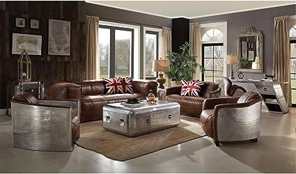 Amazon.com: Esofastore - Juego de sofá de 4 piezas, diseño ...