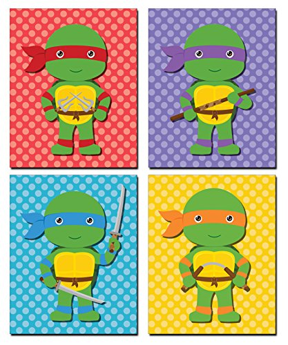 ninja turtle artwork - 8