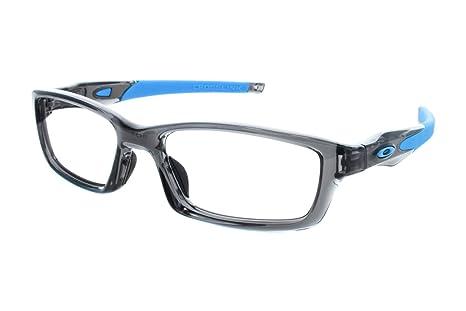 c7acca862f Oakley Crosslink Gris OX8030 08 55-18 Medium: Amazon.ca: Sports ...