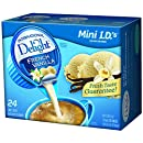 International Delight French Vanilla Non-Dairy Cremer, 24 Count Single-Serve Coffee Creamers (Pack of 6)