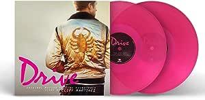 Drive Original Soundtrack-2XLP Pink Vinyl LP Re-Press