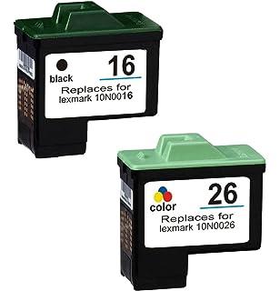Premium Conjunto de 2 Cartuchos de Tinta Compatible con ...