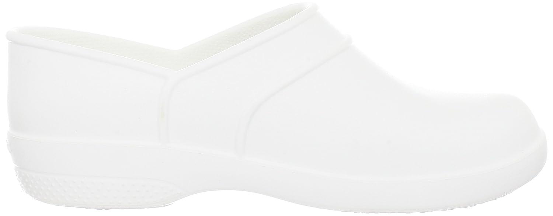 crocs Mercy Work, Damen Clogs, Weiß (White/White), 34/35 EU