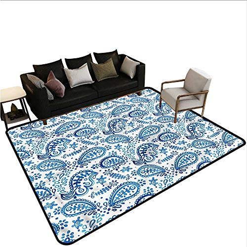 - Paisley,Carpet for Living Room 48