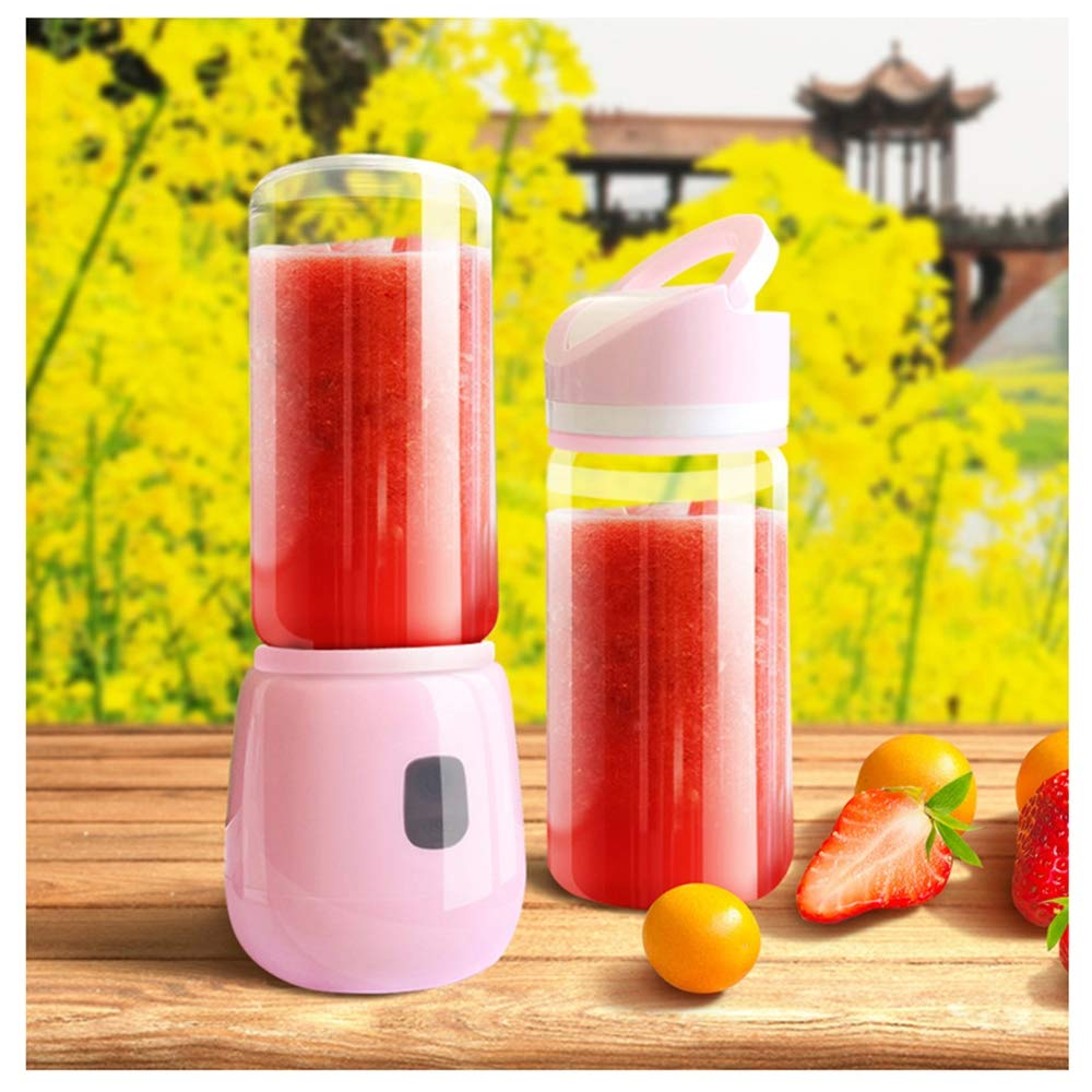 Mini licuadora portátil Multi-Function Travel Juice Cup con Carga ...