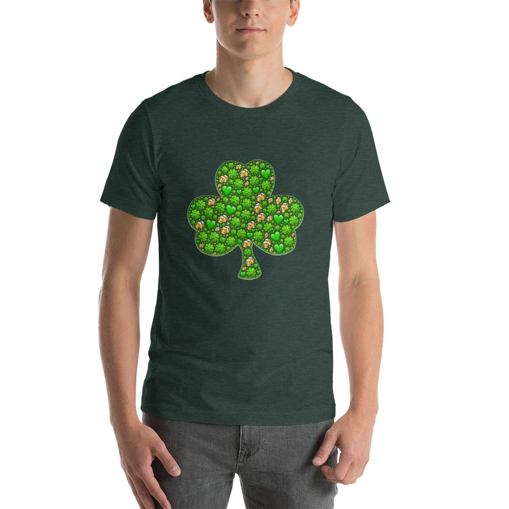 primeitemsstore St Patricks Day Gift Short-Sleeve Unisex T-Shirt