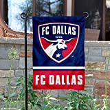 WinCraft FC Dallas Double Sided Garden Flag
