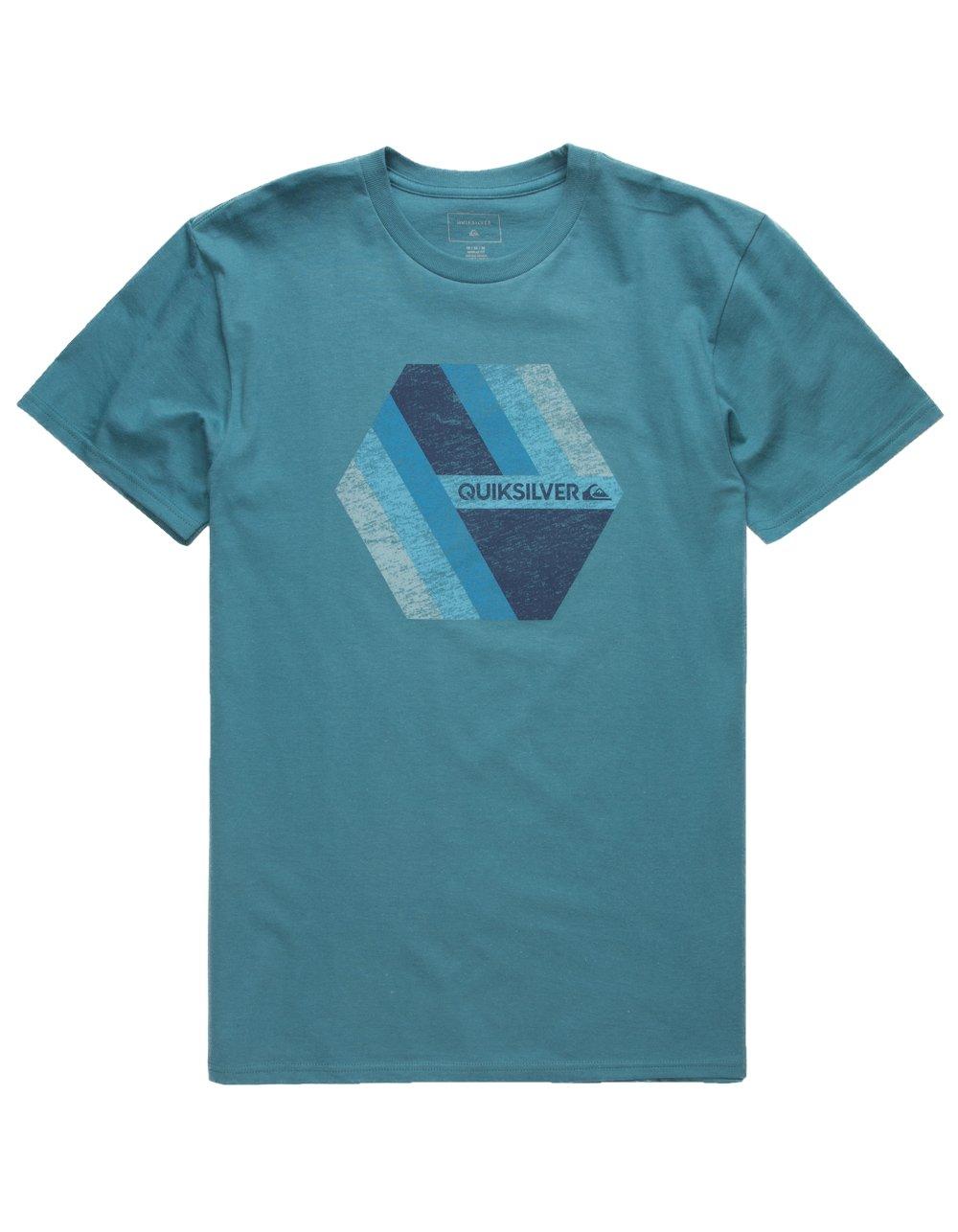 Quiksilver Men's Retro Right Tee Shirt, Tapestry, XL