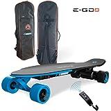 Yuneec ego 2e per Longboard, Royal Wave + Borsa + accessori Longboard E-GO elettrico 2