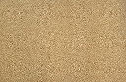 Dean Pet Friendly Non-Skid 2\' x 3\' Carpet Accent Rug/Anti-Fatigue Mat: Gold